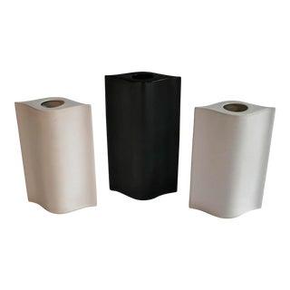 Mikasa La Ronda Alba Vases, Set of 3
