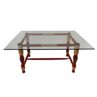Antique Punjabi Coffee Table