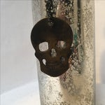 Image of Wiccan Mercury Glass Decanters - Set of 3