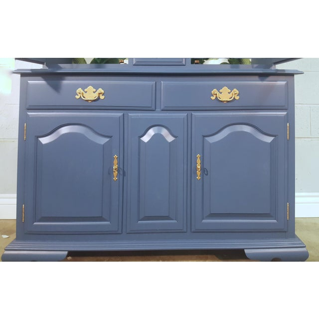 Ethan Allen Hutch - Image 5 of 7
