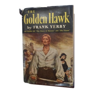 "1948 ""The Golden Hawk"" Book"