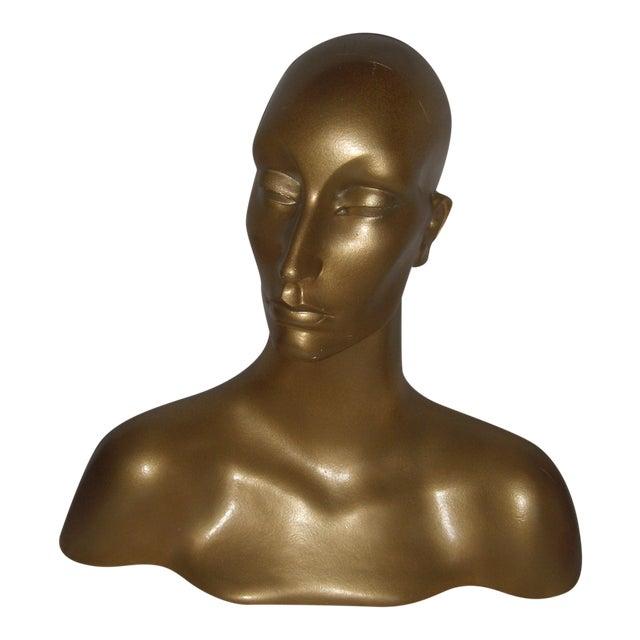 Ara Soner 1979 Mannequin Head Display - Image 1 of 7