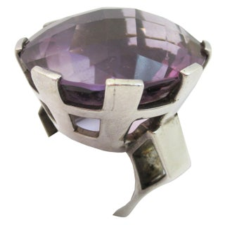 Stephen Dweck Amethyst Ring