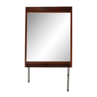 Mid-Century Dresser Top Mirror