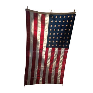 48-Star United States Flag - WWII Era