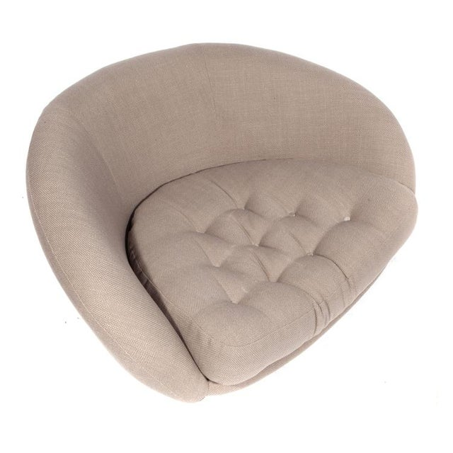 1970S LOUNGE CHAIR IN THE STYLE OF ADRIAN PEARSALL - Image 8 of 10