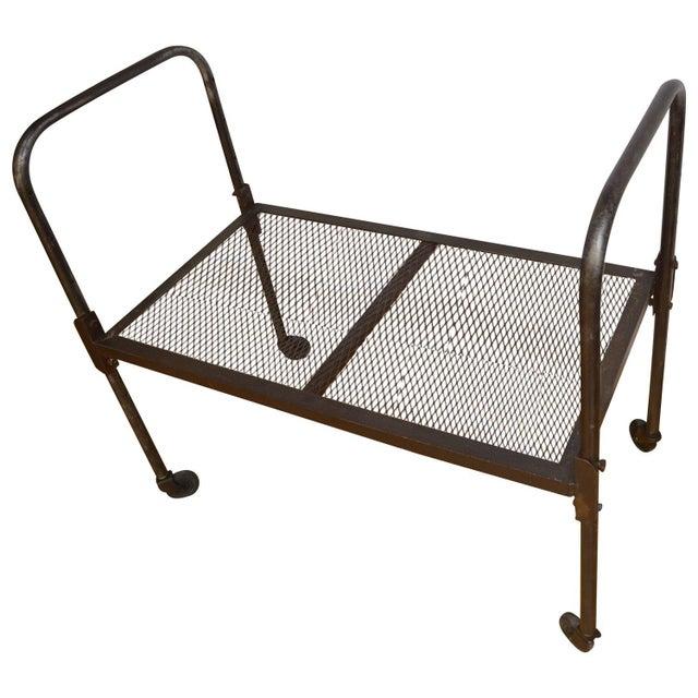 Industrial Cart on Wheels - Image 1 of 8