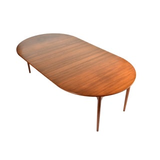 Arne Vodder for Falster Møbelfabrik Danish Modern Teak Dining Table
