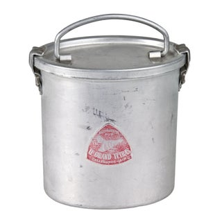 French Oval Lunch Pail