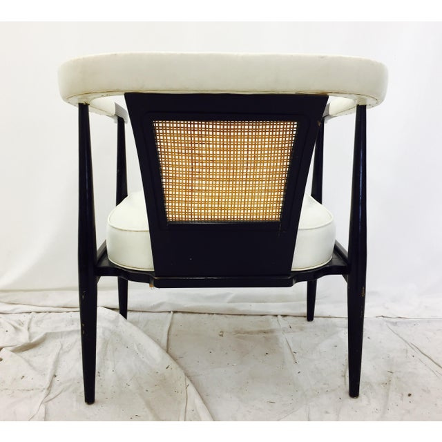 Vintage American of Martinsville Mid-Century Arm Chair - Image 11 of 11