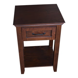 Pottery Barn Hampton Bedside Table