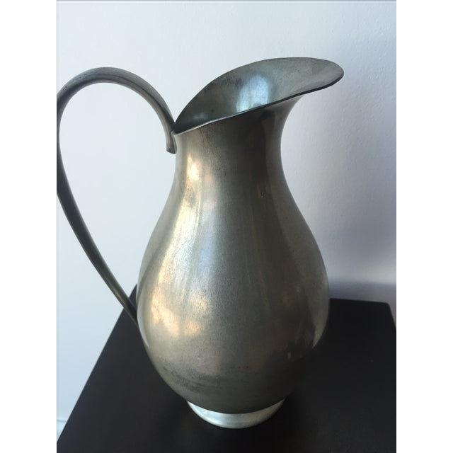 Pewter Pitcher - Image 7 of 10