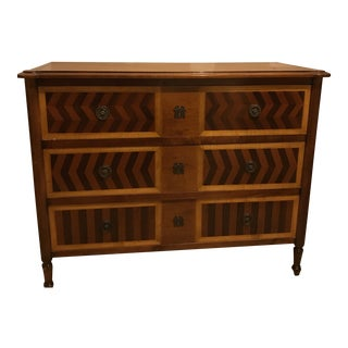 French Style Lowboy Drawer