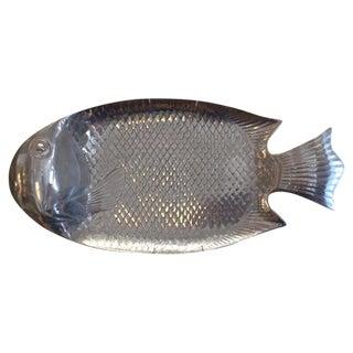 Aluminum Fish Platter