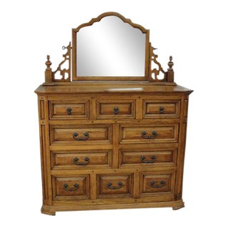 Thomasville Cottage Cherry Dressing Chest Dresser