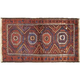 Vintage Turkish Rug - 2′11″ × 5′2″