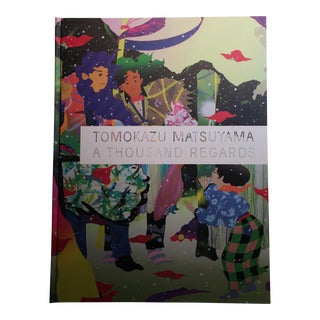 "Tomokazu Matsuyama ""A Thousand Regards"" Book"