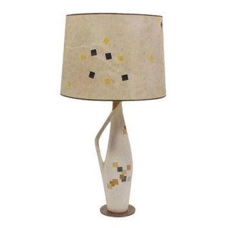 Tye of California Ceramic Table Lamp