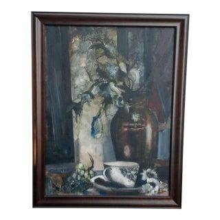 Steven Harkola Original Still Life Painting