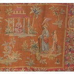 Image of Antique Large Aubusson Tapestry