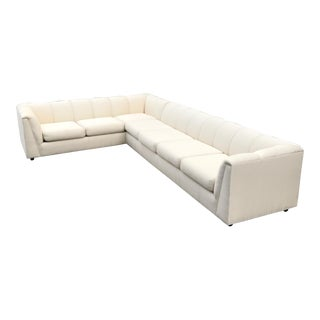 Milo Baughman Style Sectional
