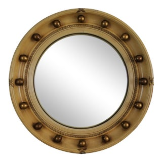 English Bull's Eye Convex Mirror