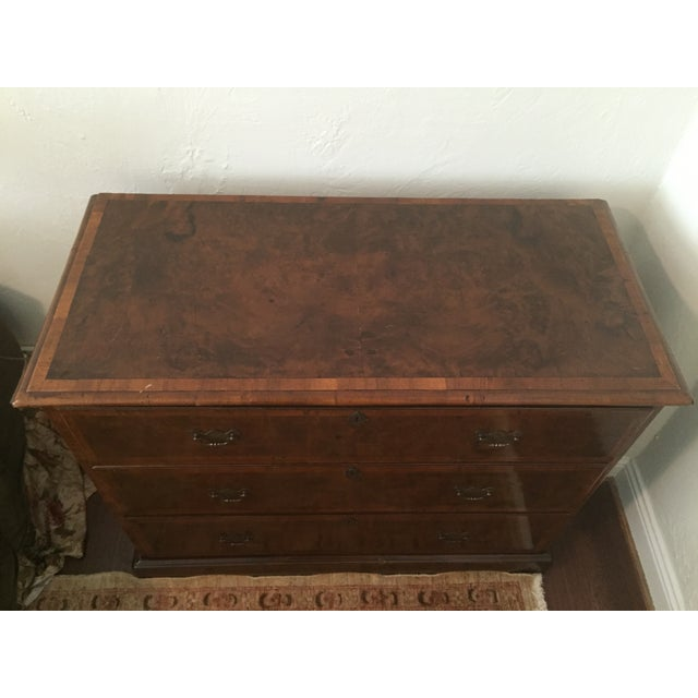 Antique Georgian Style Chest - Image 3 of 9