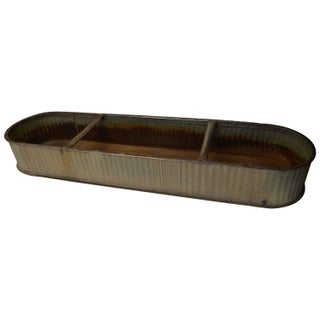 Cattle Water Trough Planter