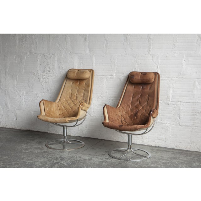 """Bruno Mathsson """"Jetson"""" Lounge Chair - Image 3 of 7"""