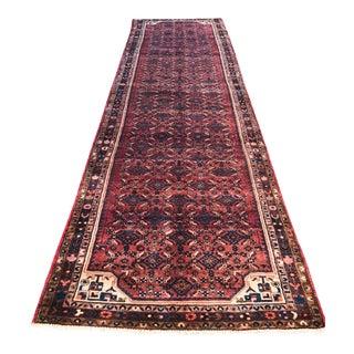 Persian Lilihan Antique Rug - 3x12