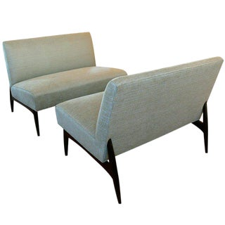 Pair of Finn Leg Settees