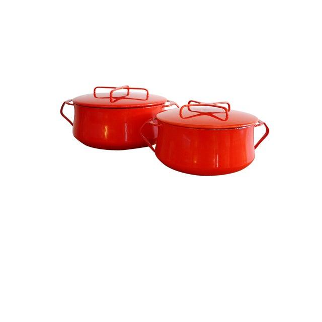 Dansk Kobenstyle Vintage Casserole Dishes - A Pair - Image 1 of 11