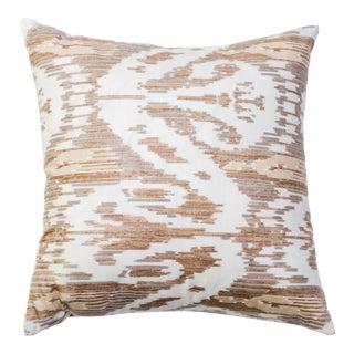 Brunschwig & Fils Archive Ikat Pillow