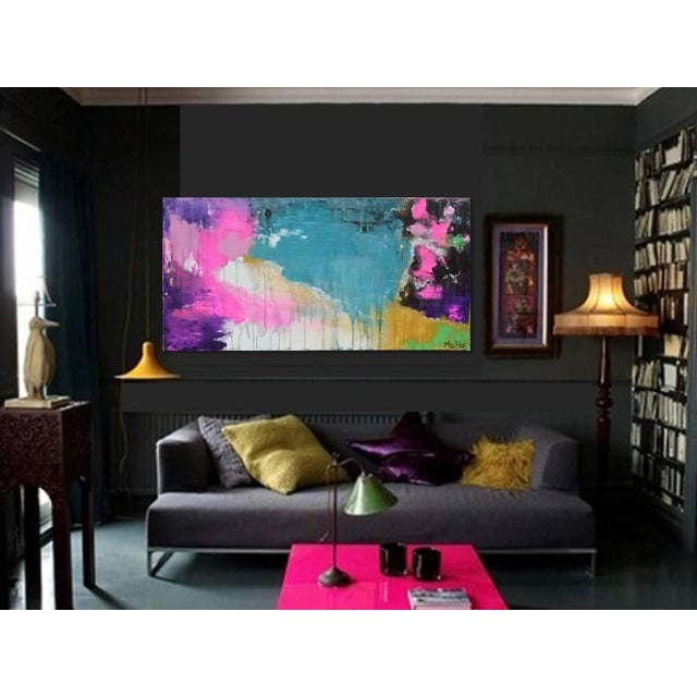 Contemporary Abstract Painting by Mistie House - Image 6 of 10