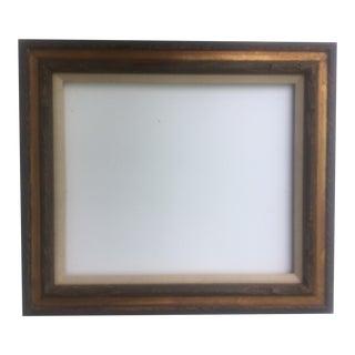 Mid-Century Gold Frame
