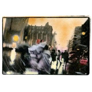 """Fernando Natalie """"Rainy Manhattan"""" Photograph"""