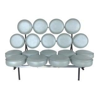 George Nelson & Herman Miller Marshmallow Sofa