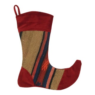 Kilim Christmas Stocking | Johannah