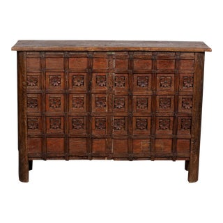Lotus Ceiling Panel Console Trunk