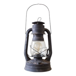 Repurposed Electric Lantern