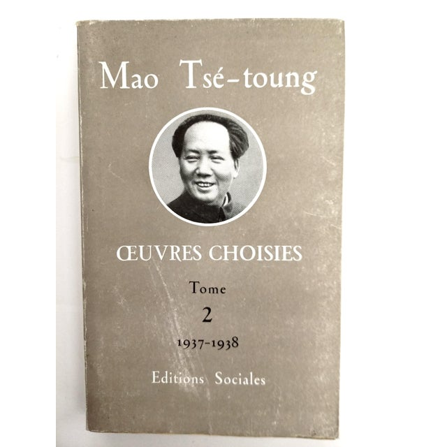 Mao Tse Tungh Collectible - 3 Volume Set - Image 5 of 10