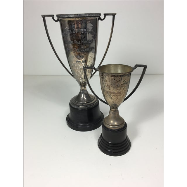 Winners' Cups - A Pair - Image 2 of 9