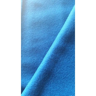 Designtex Pigment Blue Wool - 2.875 Yards