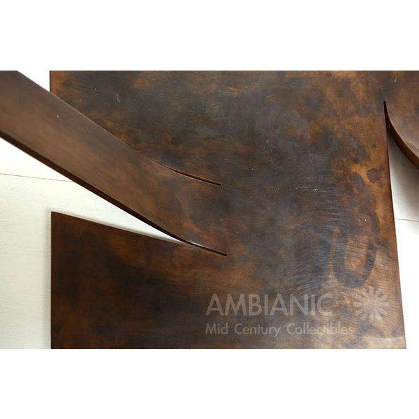 B.H.I. Bronze Sculpture - Image 8 of 11