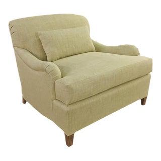 Sarreid Ltd Brittany English Roll Arm Chair