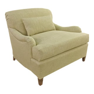 Sarreid Ltd Brittany English Roll Arm Chair
