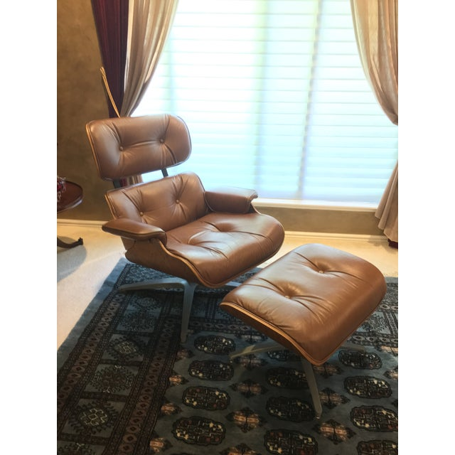 1960 Segal Reproduction of Eames Lounge Chair - Image 11 of 11