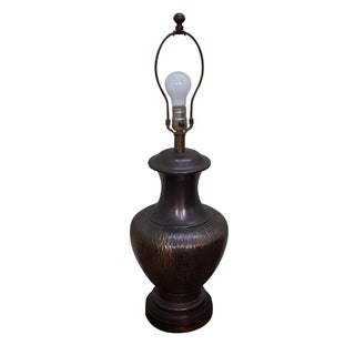 Frederick Cooper Hammered Copper Table Lamp