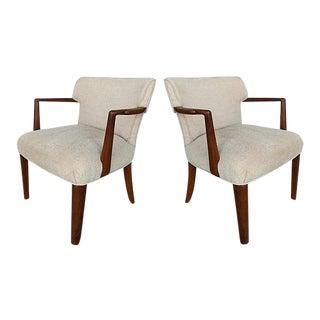 American Mid-century Modern Armchairs