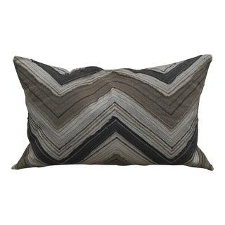 Chevron Rectangular Throw Pillow